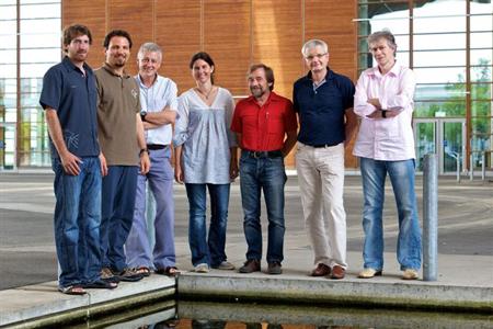 Pełen skład jury nagrod OutDoor Industry Award 2011 (fot. Messe Friedrichshafen)