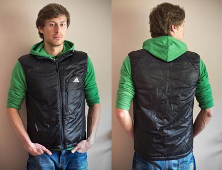 Kamizelka adidas Terrex Primaloft Vest – test outblog.pl