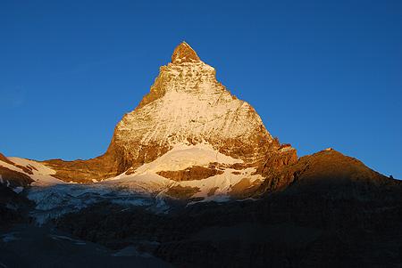 Konkurs fotograficzny Najpiękniejsza góra świata, Matterhorn