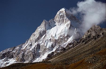 Konkurs fotograficzny Najpiękniejsza góra świata, ściana Shivlinga