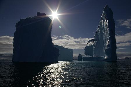 Konkurs fotograficzny Najpiękniejsza góra świata, Góra Lodowa w Zat. Admiralicji