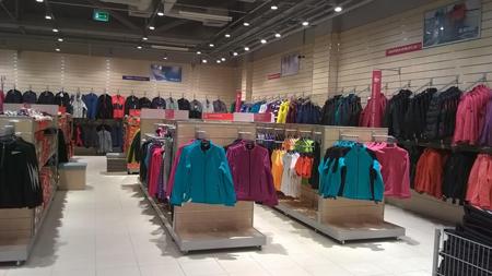 Nowe sklepy sieci Martes Sport
