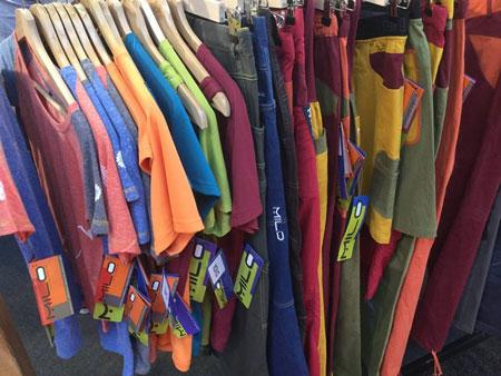 Nowa kolekcja marki Milo na targach OutDoor 2016 (fot. 4outdoor)