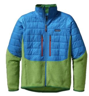 Patagonia, kurtka męska Nano Puff® Hybrid Jacket