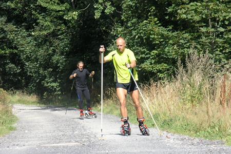 Obozy treningowe dla narciarzy biegowych (fot. nabiegowkach.pl)
