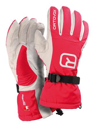 Wełniane rękawice marki Ortovox