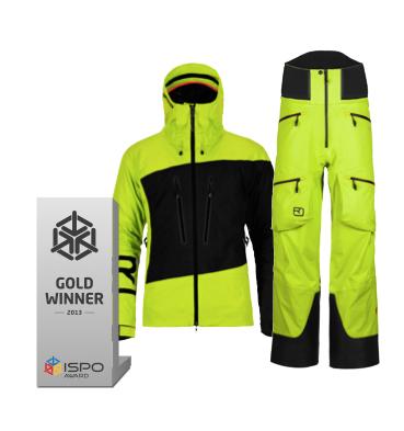 Ortovox zdobywa dwie nagrody ISPO AWARD GOLD WINNER 2013