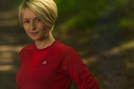 Magdalena Ostrowska-Dołęgowska i Krzysztof Dołęgowski z adidas Terrex Team Poland
