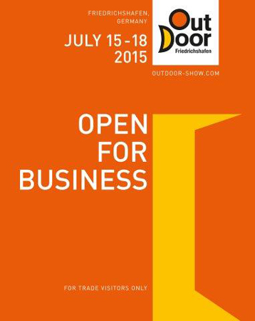Polska branża outdoor na targach OutDoor 2015 / Polish Outdoor Industry at OutDoor 2015