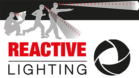 Reactive lighting