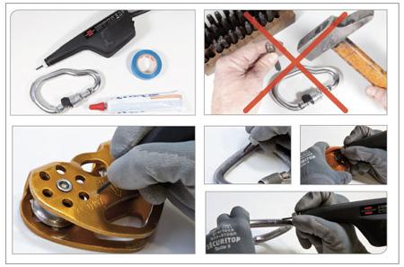 Jak dbać o sprzęt wspinaczkowy? – porady marki Petzl
