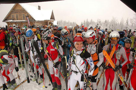 V Zawody Skitourowe o Puchar Polar Sportu (fot. Polar Sport)