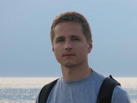 Piotr Święch (fot. arch. Piotr Święch)