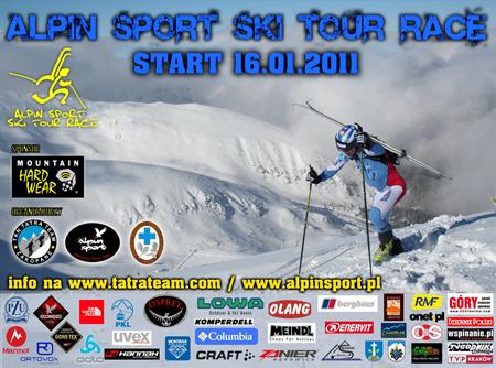 Berghaus Cup 2011, Alpin Ski tour Race