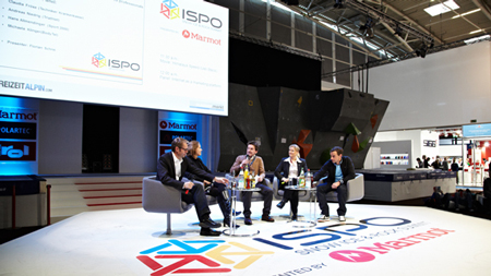 ISPO Snow Ice & Rock Summit (fot. ISPO MUNICH)