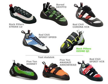 Subiektywny test butów wspinaczkowych Konrada Ociepki wraz z dodatkiem