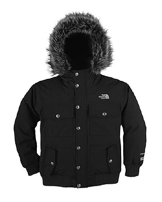 The North Face, kurtka Boys Gotham