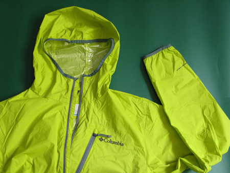 Recenzja kurtki Trail Fire Windbreaker Jacket marki Columbia