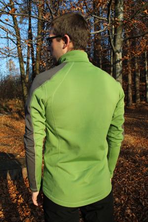 Tył bluzy Tech Stretch marki Millet (fot. Polar Sport Test)