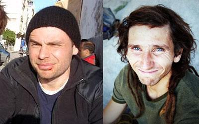 Borek Szybiński (po lewej) i Paweł Wojtas
