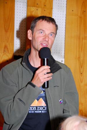 Dariusz Załuski (fot. Monika Strojny)