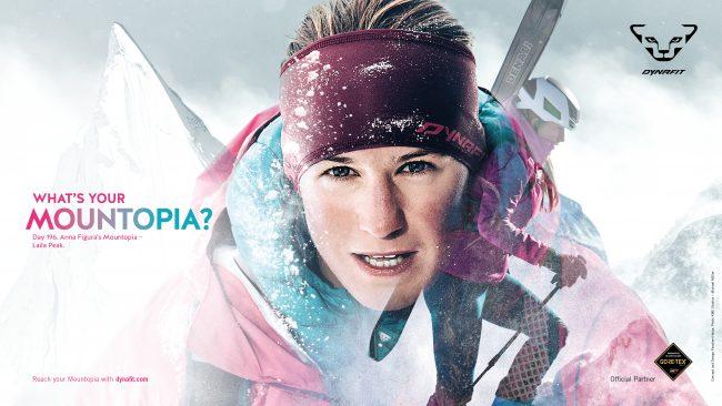 Jednym ze sportowców promujących kampanię jest Anna Figura