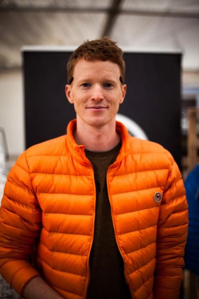 Wojciech Kłapcia – ekspert do spraw technologii w branży outdoor, związany z firmą Pajak