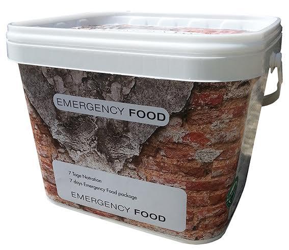 Emergency Food, wersja z mięsem