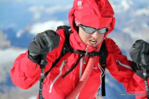 """W 2010 roku Ola zwyciężyła w słynnym """"Elbrus Race"""" (fot. Monika Strojny)"""