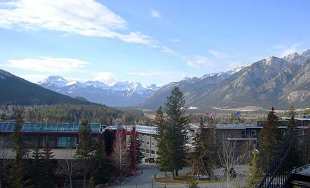 The Banff Centre (fot. wikimedia.org)