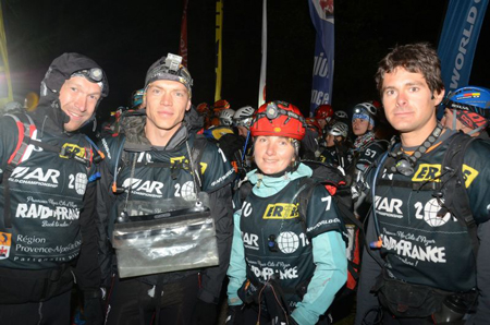 Zespół Salewa TRAILteam (fot. Piotr Kosmala)