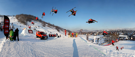 The North Face Polish Freeskiing Open powered by Fiat: Markus Eder (fot. Tomek Gola/fikcja.pl)