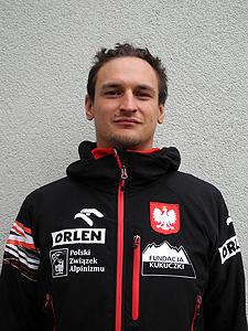 Adam Bielecki (fot. Polska Wyprawa Zimowa na GI)