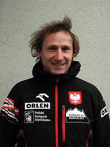 Janusz Gołąb (fot. Polska Wyprawa Zimowa na GI)