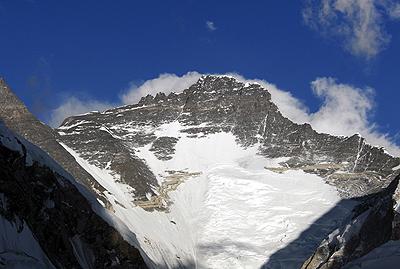 Lhotse od zachodu (fot. arch. J. Kurczab)