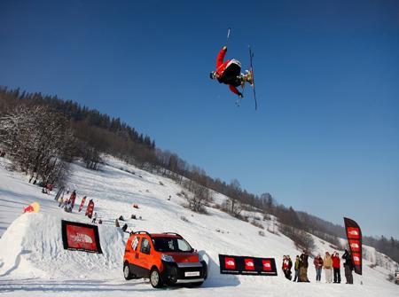 The North Face Polish Freeskiing Open powered by Fiat: Markus Eder (fot. Tomek Gola/fikcja.pl)