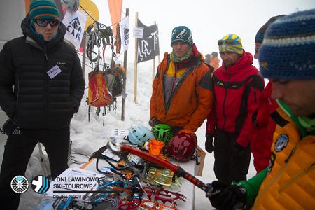 I Dni Lawinowo Ski-tourowe w Dolinie Pięciu Stawów (fot. Jan Wierzejski)
