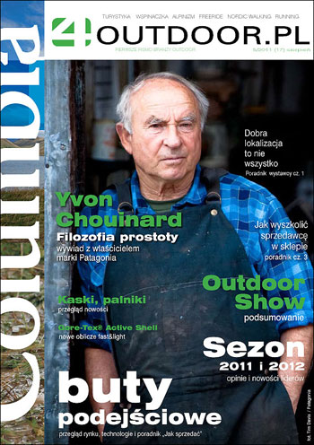 Ukazał się 17 numer magazynu 4outdoor