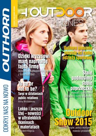 Najnowszy Magazyn 4outdoor – edycja na targi OutDoor Show 2015