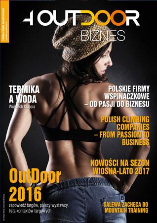 Najnowszy Magazyn 4outdoor Biznes jest już dostępny – edycja na targi OutDoor 2016