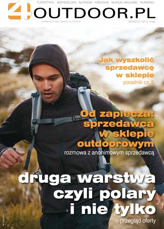 Dostępny jest już najnowszy numer Magazynu 4outdoor.pl