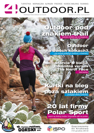 Najnowszy, 24 numer Magazynu 4outdoor.pl jest już dostępny