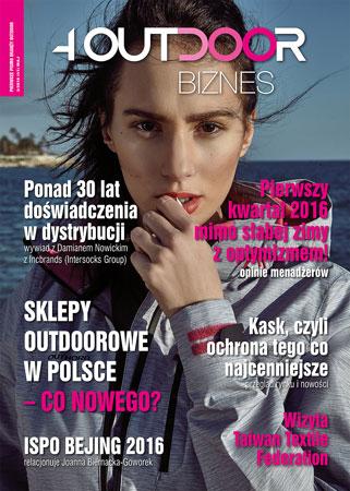 Magazyn 4outdoor Biznes już dostępny!