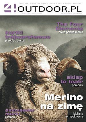 Najnowszy numer Magazynu 4outdoor nr 12