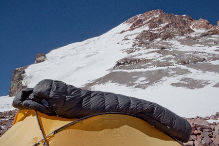 Śpiwór Alaska 1300 – Cumulus w praktyce