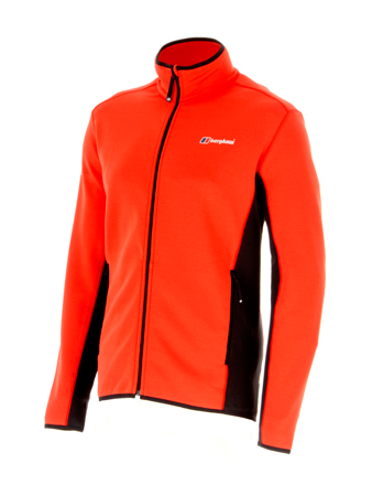 Berghaus, bluza Powerstretch Full Zip