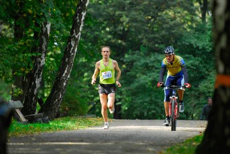 Bieg Trzech Kopców 2011 (fot. Monika Strojny)