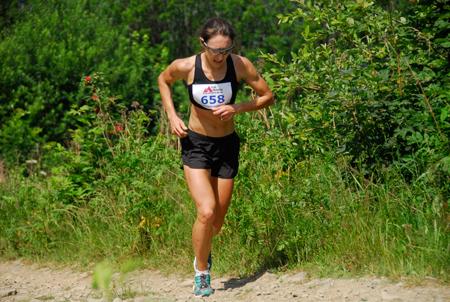 Bieg na Górę Żar 2012 (fot. Monika Strojny)