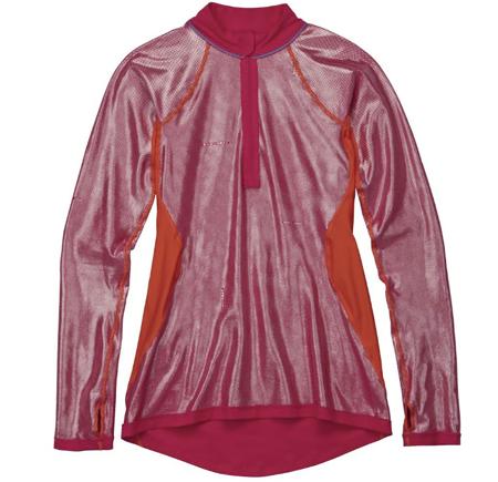 Columbia, bluza Women's Baselayer Midweight Long Sleeve 1/2 Zip