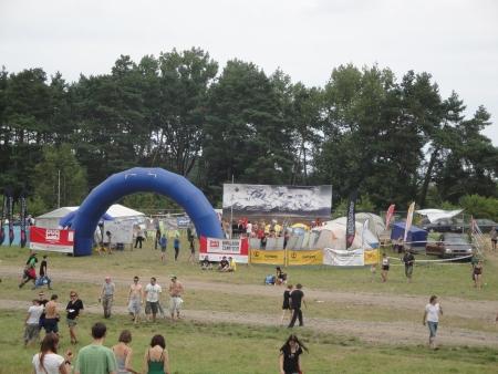 Miasteczko Himalajskie POG na Woodstock 2011 (fot. POG)